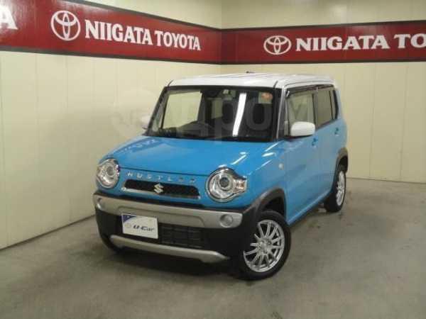 Suzuki Hustler, 2016 год, 580 000 руб.