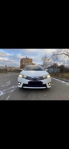 Калуга Corolla 2013