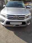 Toyota Hilux Pick Up, 2015 год, 1 900 000 руб.