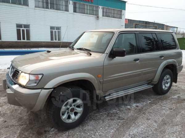 Nissan Patrol, 2001 год, 609 000 руб.