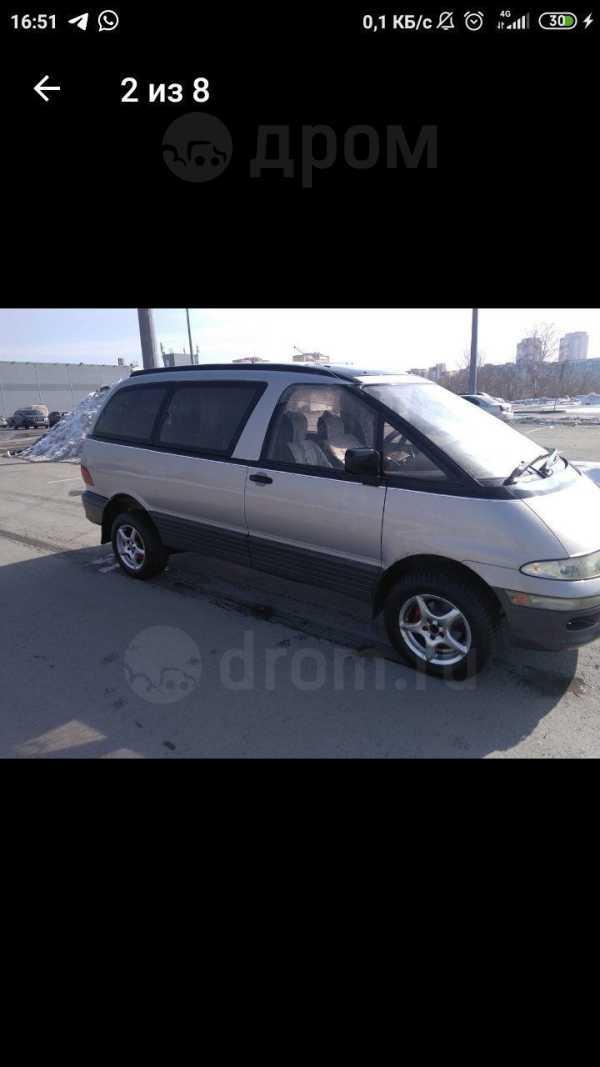 Toyota Estima Emina, 1992 год, 120 000 руб.