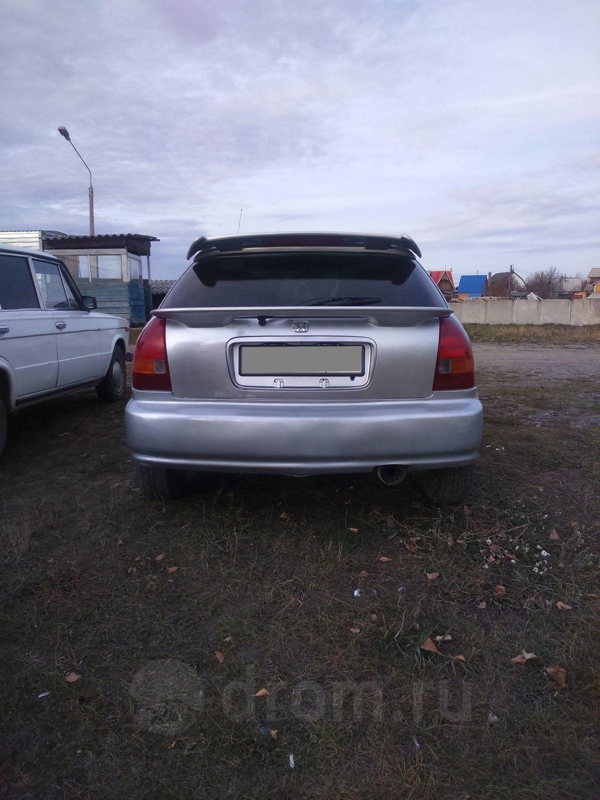 Продажа Хонда Цивик 1998 в Сосновоборске, Все вопросы по ...  Хонда Цивик 1998 Хэтчбек