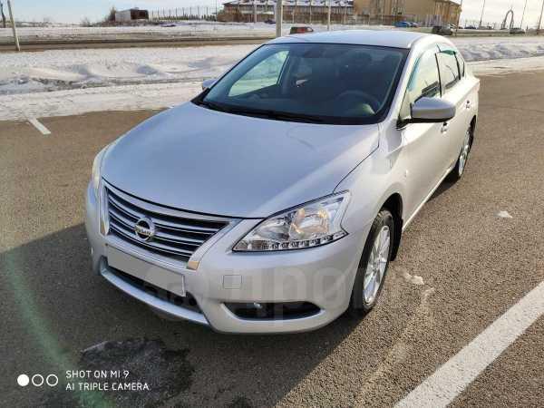 Nissan Sentra, 2015 год, 679 000 руб.