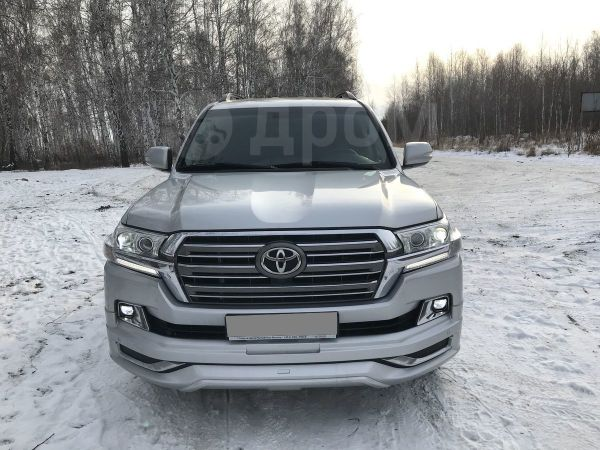 Toyota Land Cruiser, 2008 год, 1 870 000 руб.