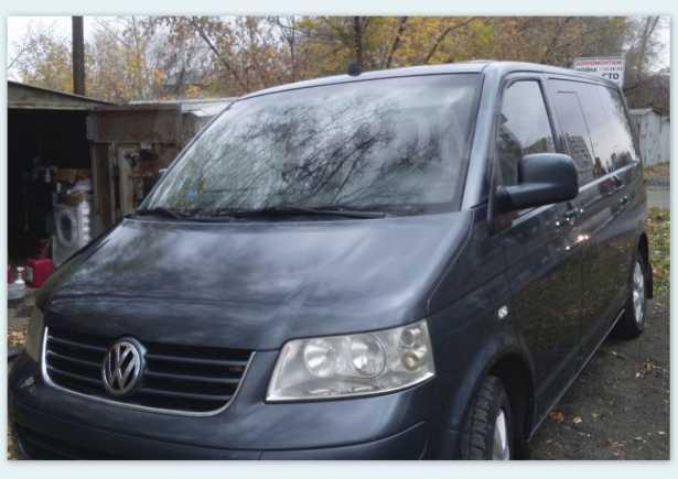 Volkswagen Multivan, 2004 год, 750 000 руб.