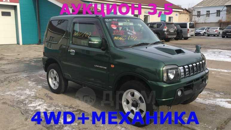 Suzuki Jimny, 2009 год, 500 000 руб.