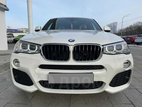 BMW X4, 2017 год, 2 450 000 руб.