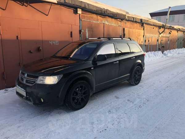 Dodge Journey, 2012 год, 980 000 руб.