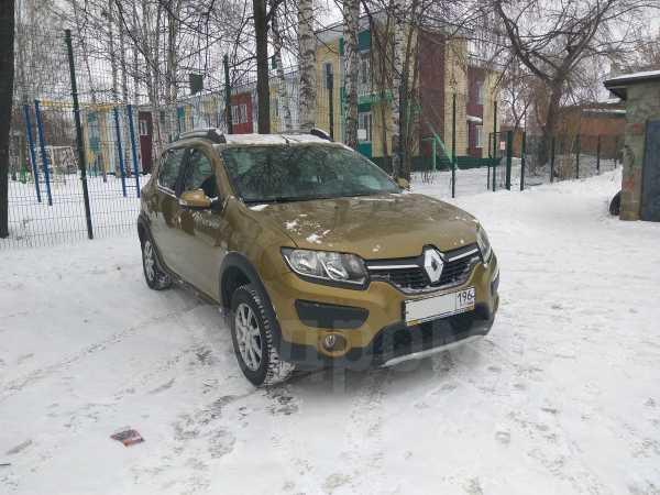Renault Sandero Stepway, 2016 год, 690 000 руб.