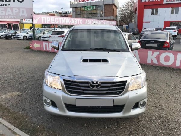 Toyota Hilux Pick Up, 2012 год, 1 275 000 руб.