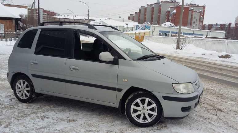 Hyundai Matrix, 2004 год, 320 000 руб.