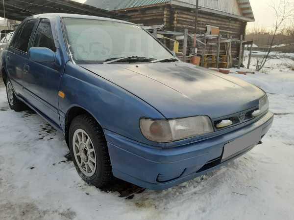 Nissan Pulsar, 1991 год, 55 000 руб.