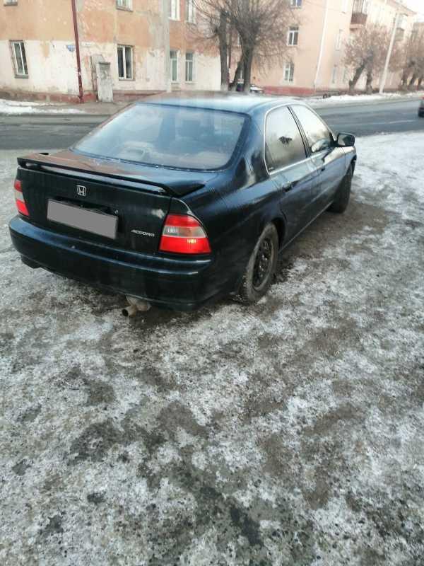 Honda Accord, 1994 год, 125 000 руб.