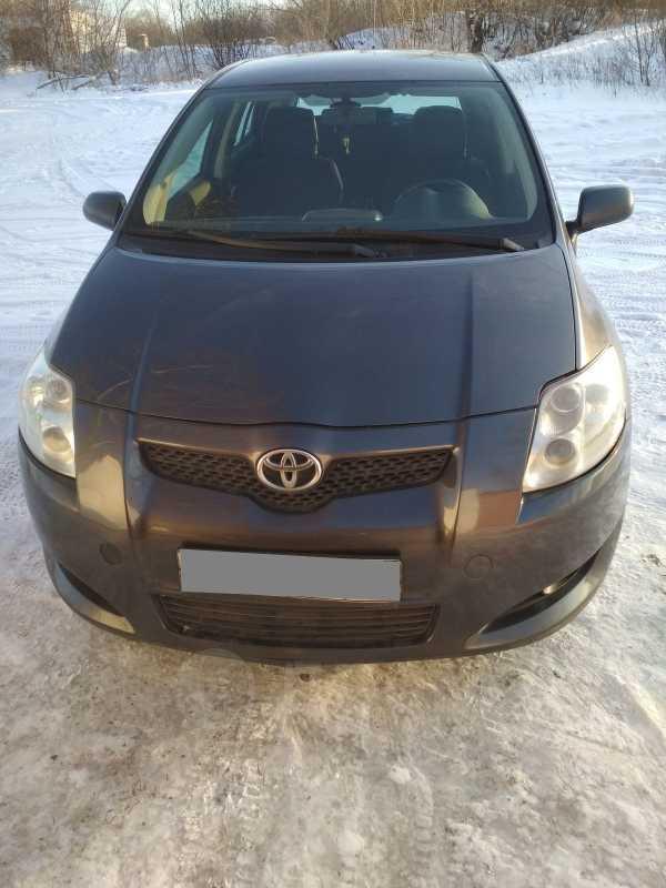 Toyota Auris, 2007 год, 384 000 руб.