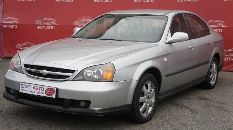 Chevrolet Evanda, 2005 год, 235 000 руб.