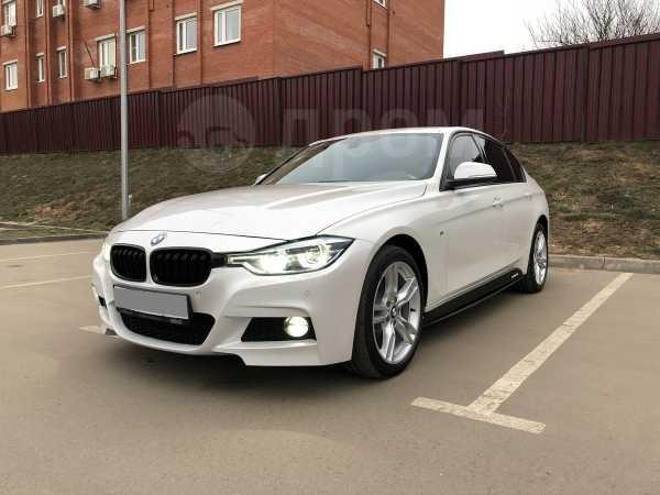 BMW 3-Series, 2016 год, 1 465 000 руб.