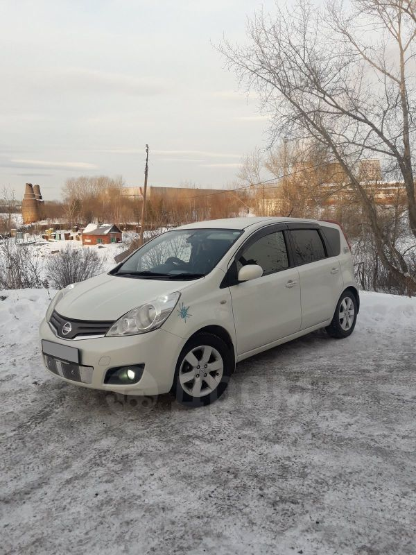 Nissan Note, 2010 год, 370 000 руб.