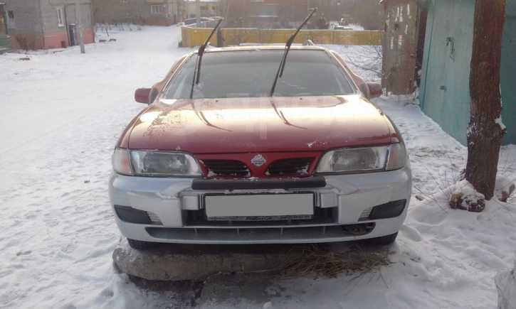Nissan Lucino, 1996 год, 155 000 руб.