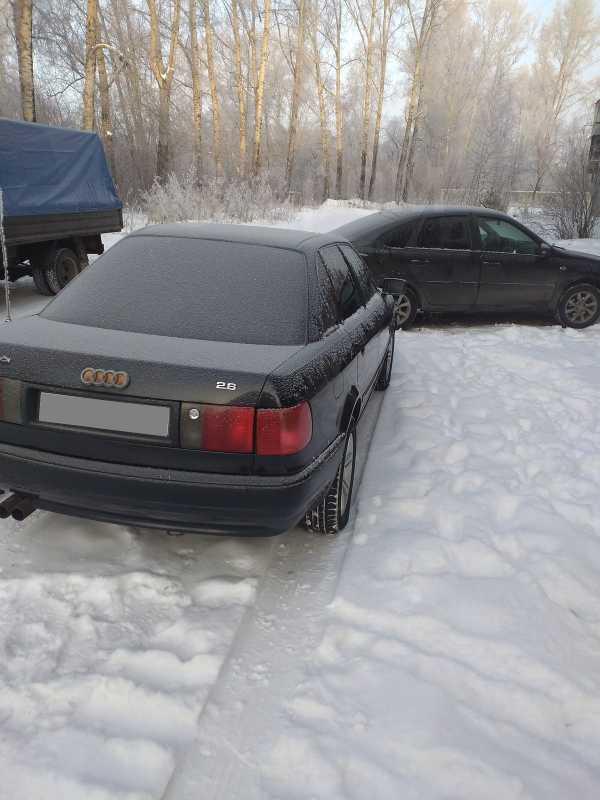 Audi 80, 1993 год, 135 000 руб.