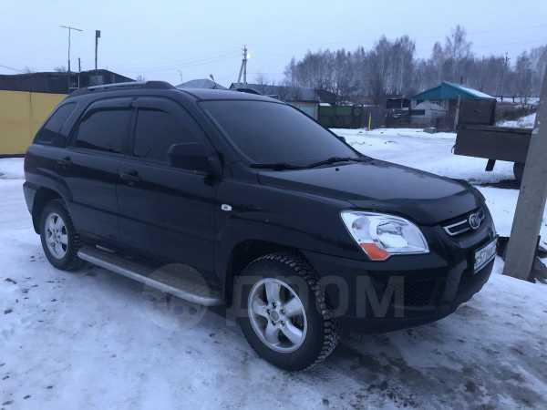 Kia Sportage, 2010 год, 575 000 руб.