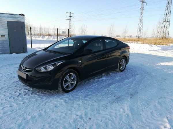 Hyundai Elantra, 2015 год, 689 000 руб.