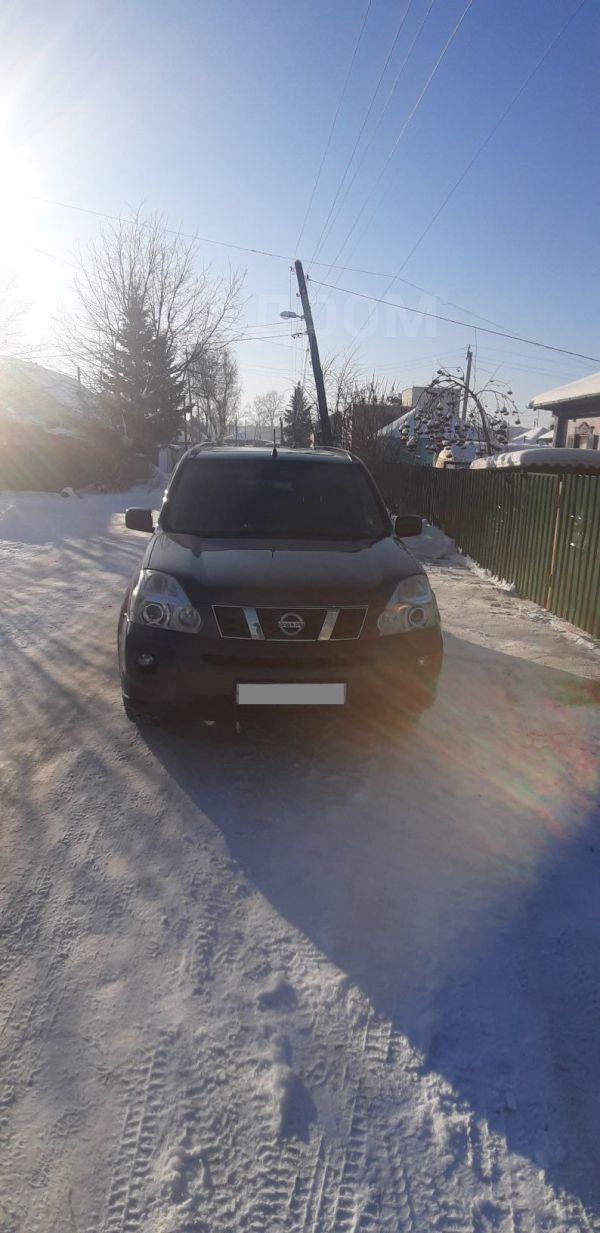 Nissan X-Trail, 2007 год, 640 000 руб.