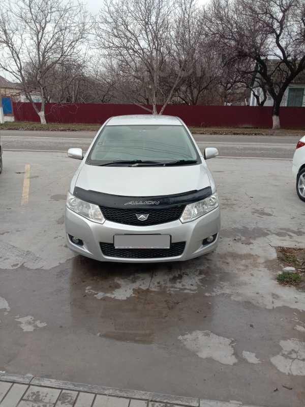 Toyota Allion, 2010 год, 660 000 руб.