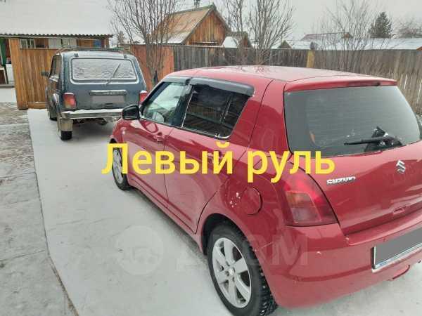 Suzuki Swift, 2007 год, 350 000 руб.