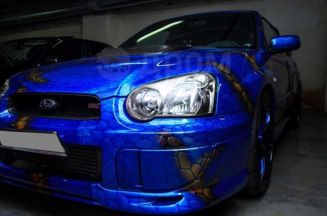 Subaru Impreza WRX STI, 2004 год, 999 000 руб.