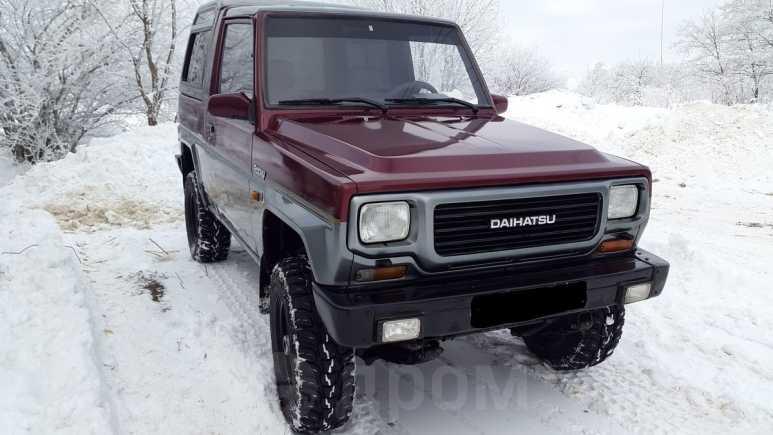 Daihatsu Rocky, 1991 год, 400 000 руб.