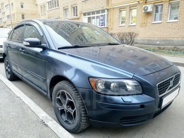 Volvo S40, 2006 год, 295 000 руб.