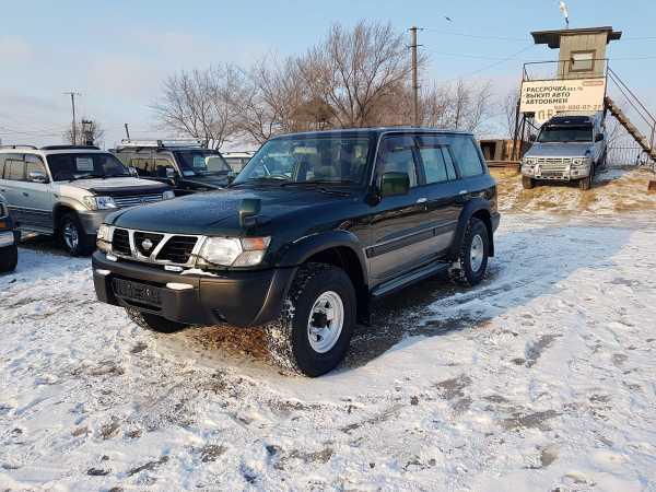Nissan Safari, 2000 год, 898 000 руб.