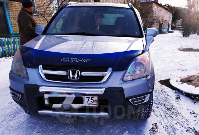 Honda CR-V, 2003 год, 610 000 руб.