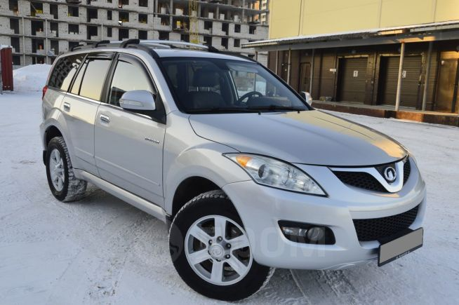 Great Wall Hover H5, 2013 год, 595 000 руб.