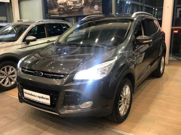 Ford Kuga, 2016 год, 1 099 000 руб.