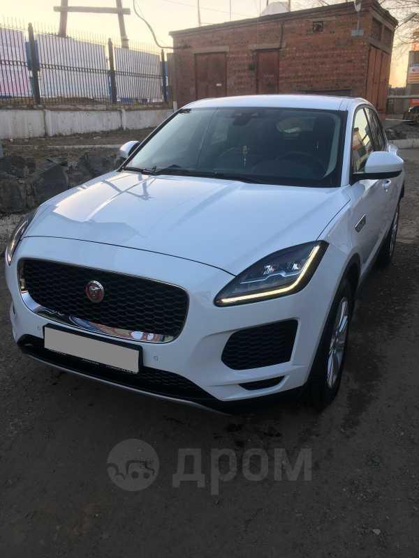 Jaguar E-Pace, 2018 год, 2 450 000 руб.