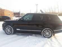 Мариинск Range Rover 2015