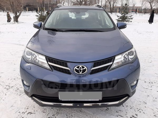 Toyota RAV4, 2013 год, 1 430 000 руб.