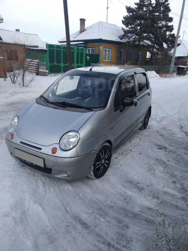 Daewoo Matiz, 2010 год, 159 000 руб.