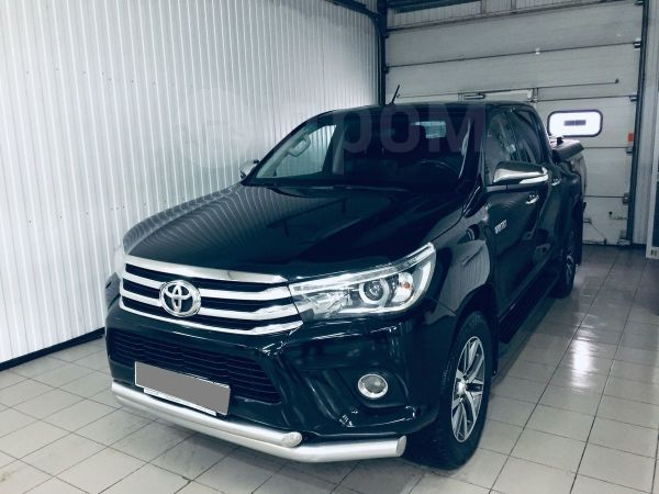 Toyota Hilux Pick Up, 2015 год, 1 720 000 руб.