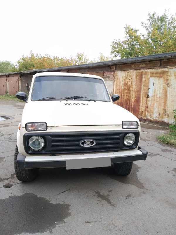 Лада 4x4 2121 Нива, 1993 год, 105 000 руб.