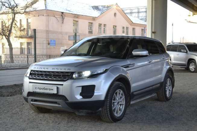 Land Rover Range Rover Evoque, 2012 год, 1 060 000 руб.