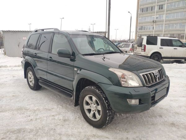 Toyota Land Cruiser Prado, 2008 год, 1 290 000 руб.