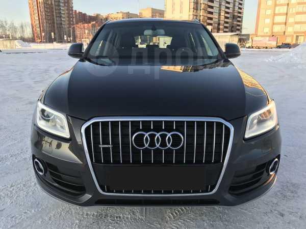 Audi Q5, 2016 год, 1 770 000 руб.