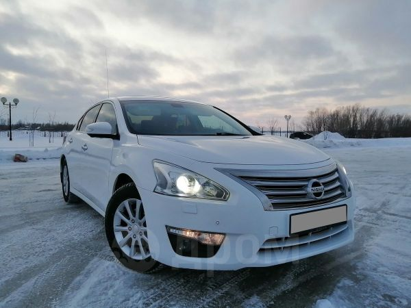 Nissan Teana, 2014 год, 1 040 000 руб.