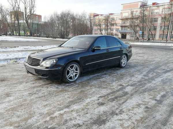 Mercedes-Benz S-Class, 1999 год, 340 000 руб.