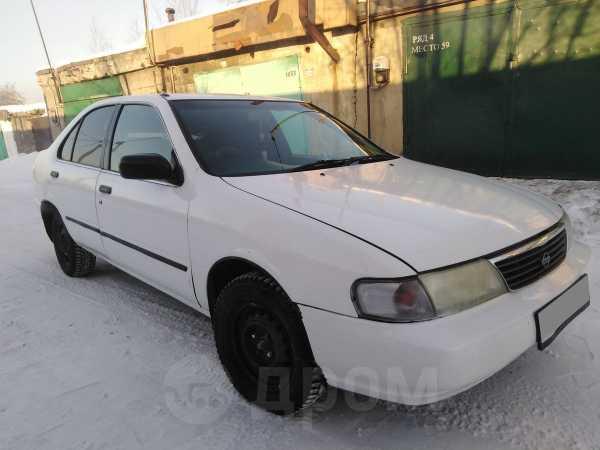 Nissan Sunny, 1995 год, 88 000 руб.