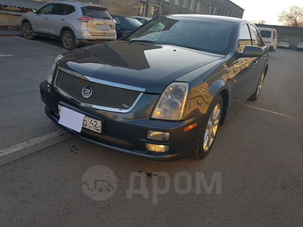 Cadillac STS, 2007 год, 1 100 000 руб.
