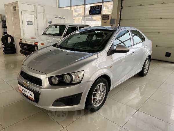 Chevrolet Aveo, 2013 год, 410 000 руб.