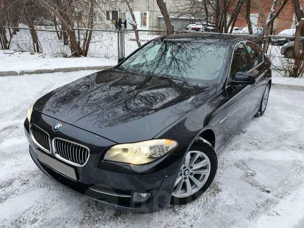 BMW 5-Series, 2012 год, 1 130 000 руб.